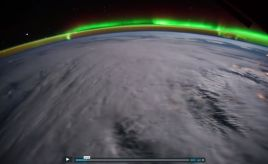 Geek Monday – Time lapse from ISS