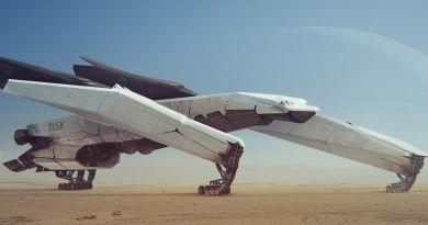 Kunst-tirsdag – Space Shuttle
