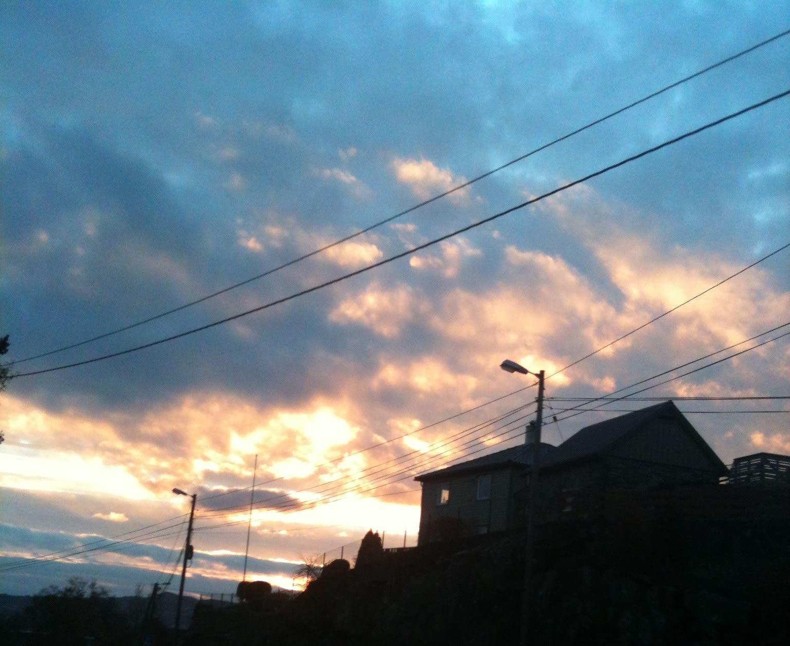 solnedgang på tertnes6