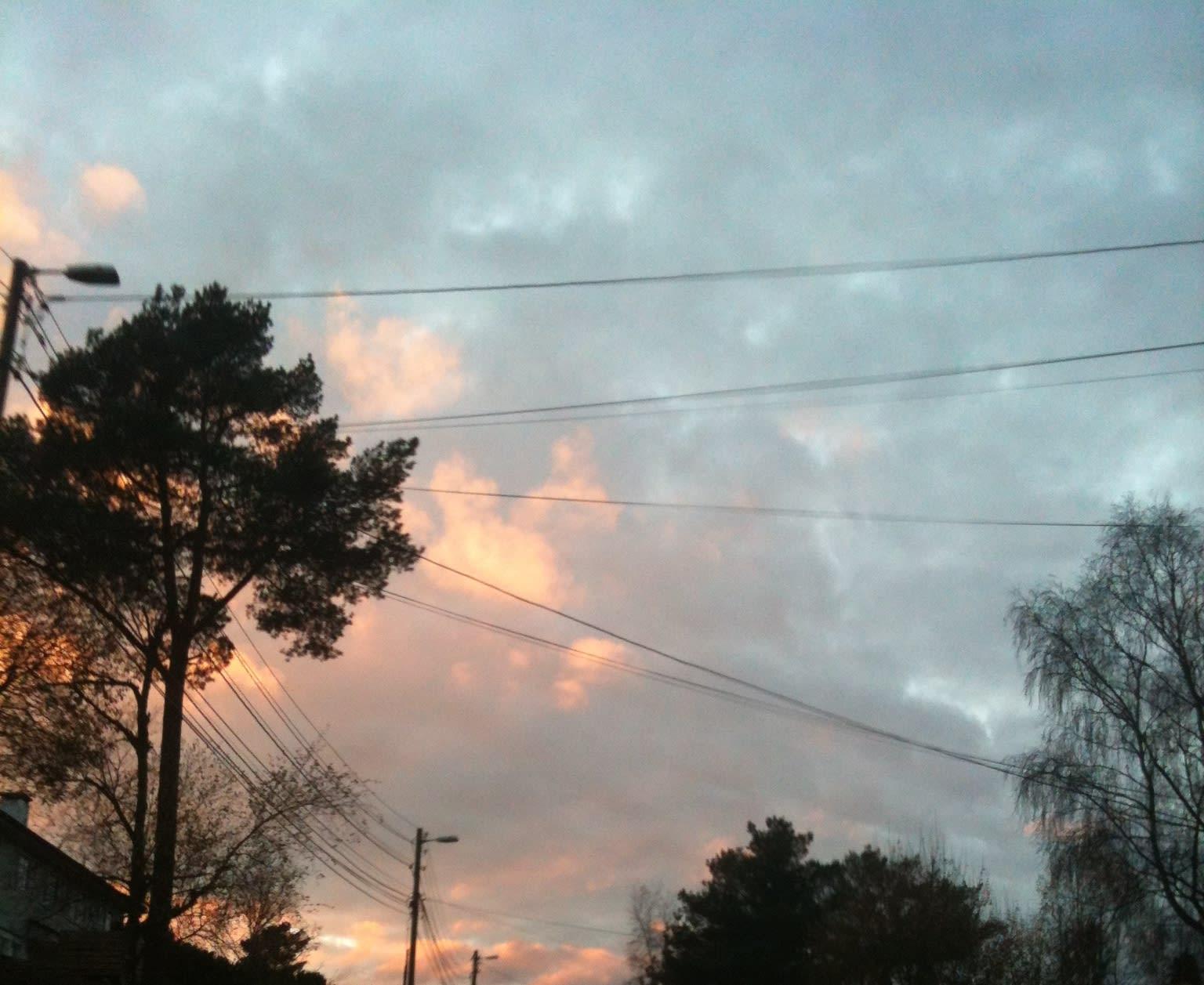 solnedgang på tertnes3