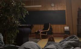 I slept through this class|Jeg sov meg gjennom denne timen