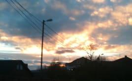 solnedgang på tertnes4