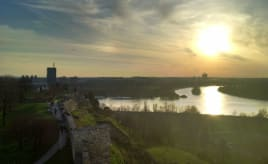 Castle of Belgrade