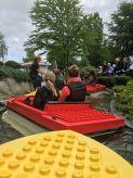 Legoland chaos