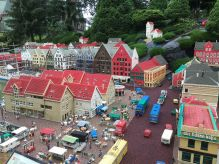 Legoland-besøk