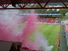 Celebrating love and diversity on Brann Stadion