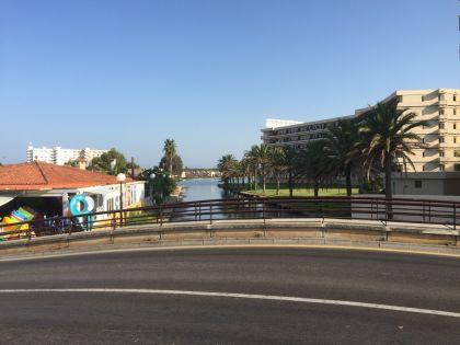 Port Alcudia - bridge