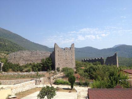 ruiner Ovacık Köyü