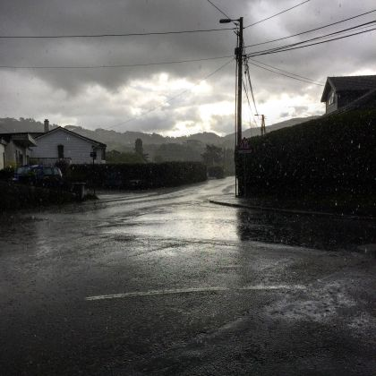 regn - rain - nedbørsrekord