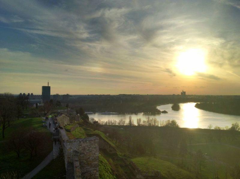 Borgen i Beograd