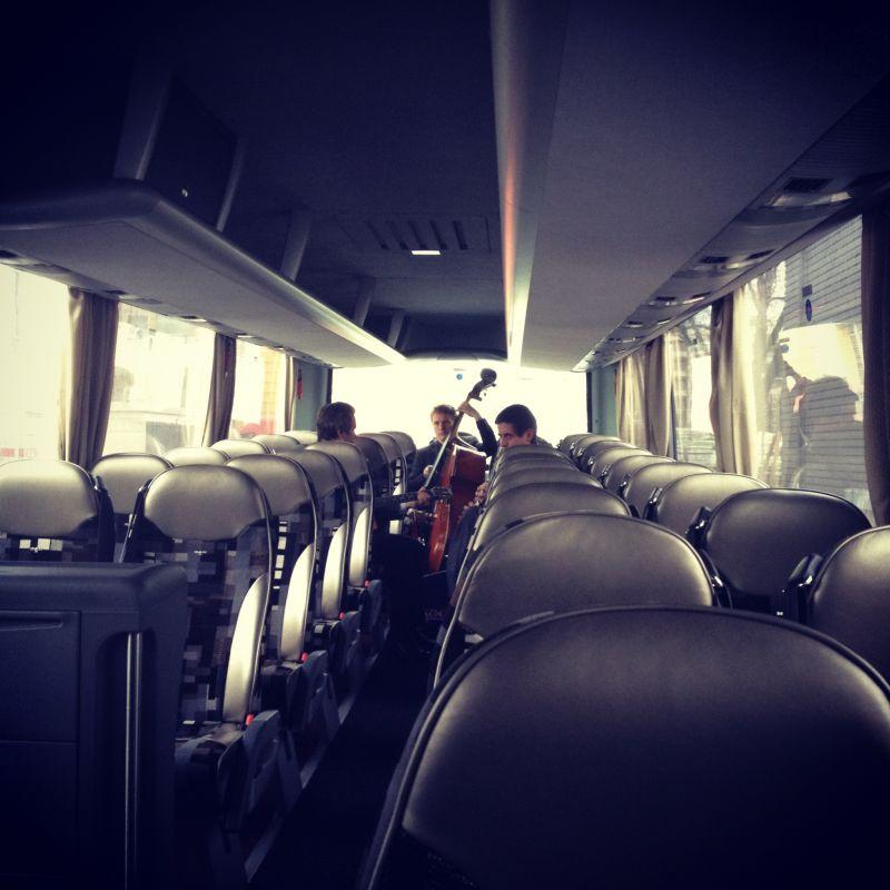 Jazz-bus