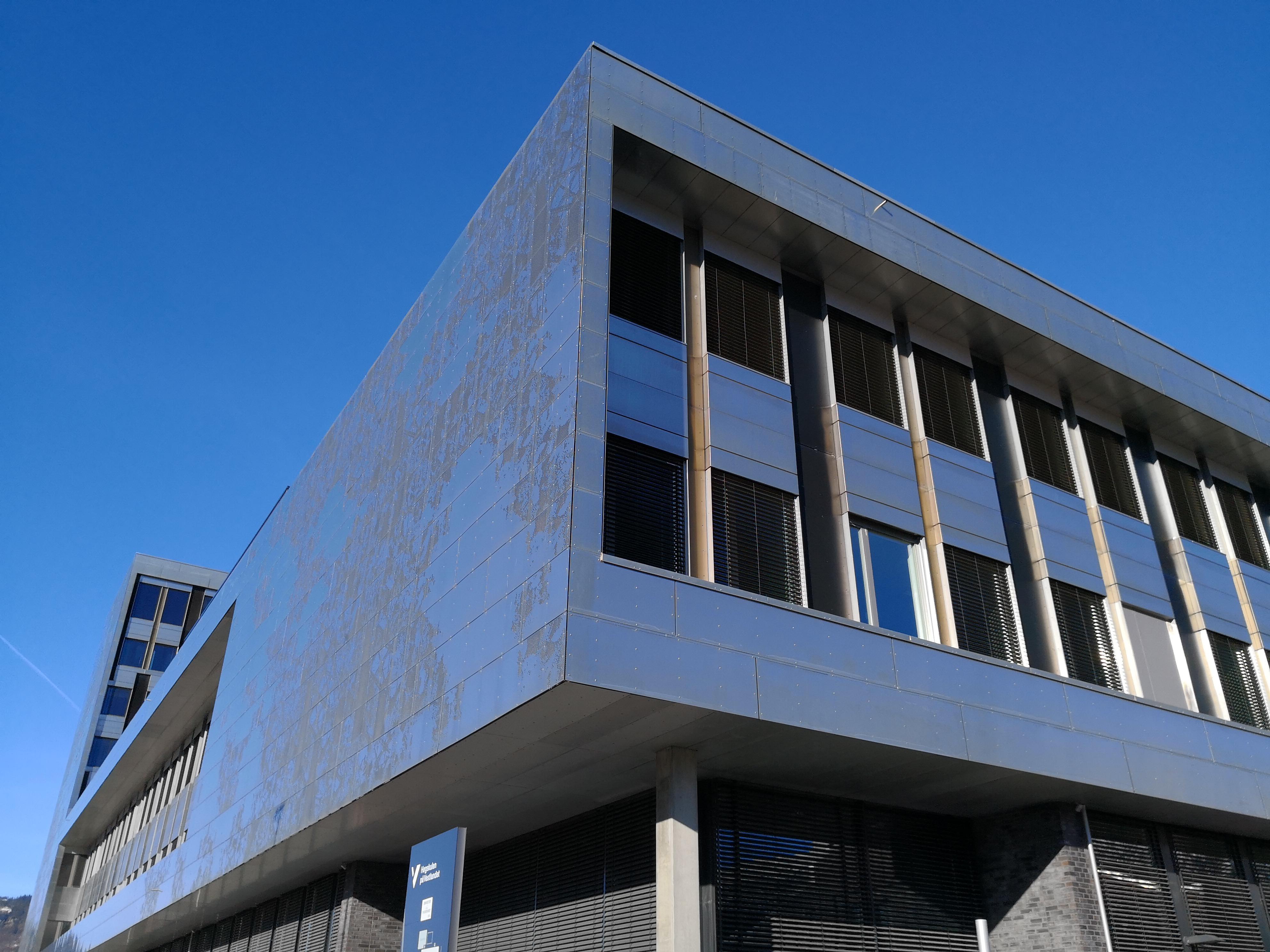 bilde av Høyskolen with Huawei
