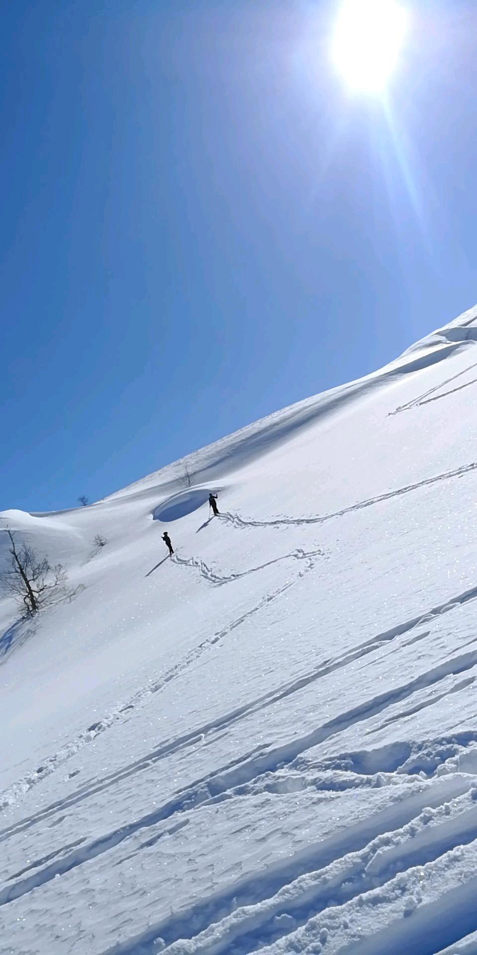 Snowracer Eksingedalen