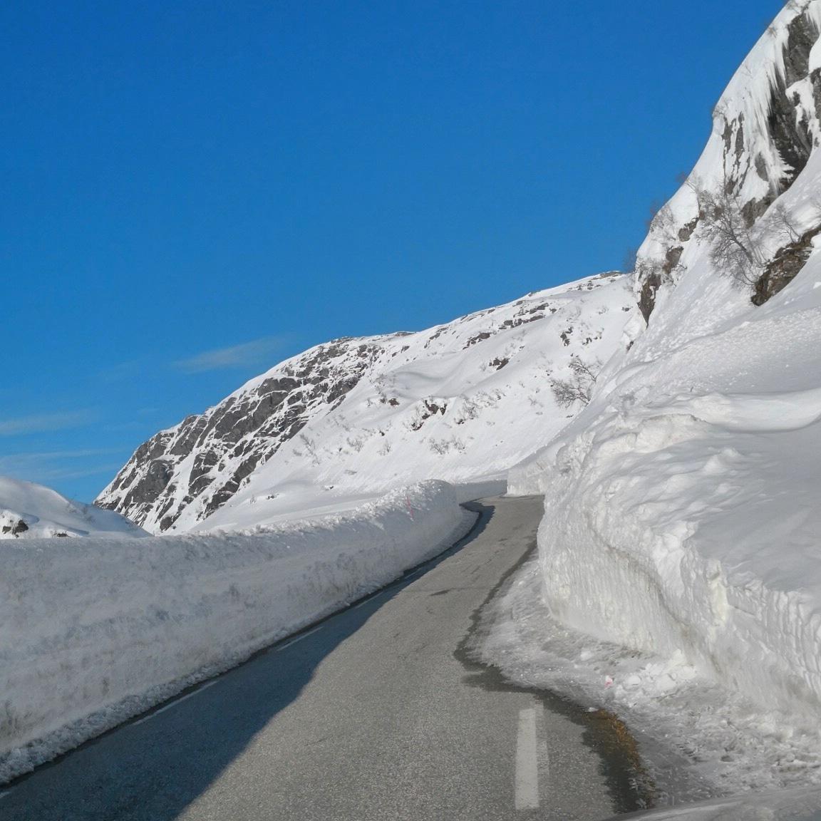 Veien til Eksingedal