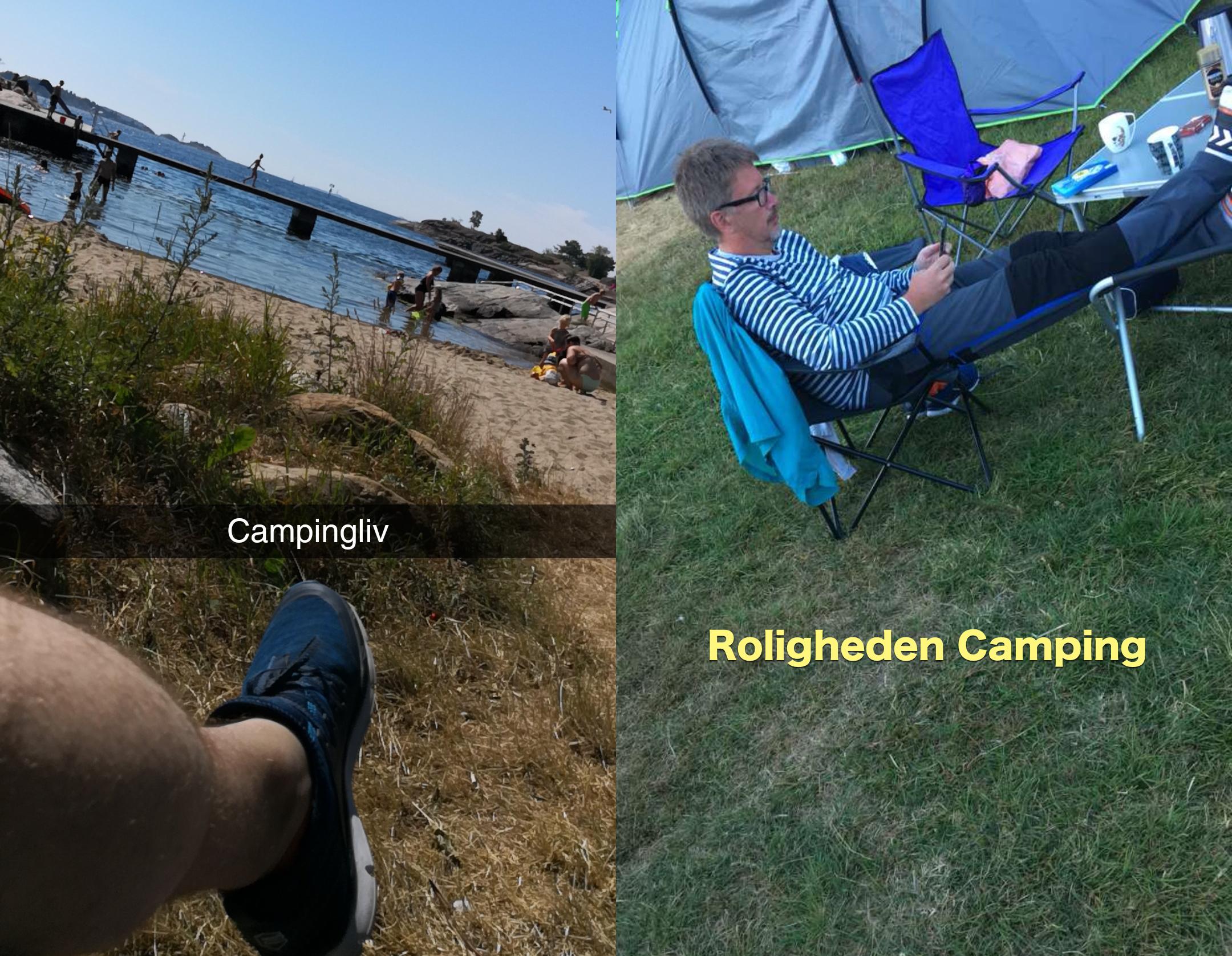 Roligheden Camping