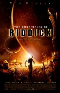 Riddick will be back!|Riddick kommer tilbake!
