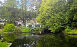 Beautiful Nygårdsparken Vakre Nygårdsparken
