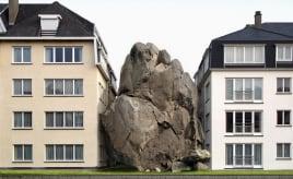 Houses and rocks|Hus og stein