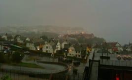 Grey day in Bergen|Grå dag i Bergen