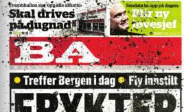 Best frontpage this week|Beste forside denne uke