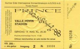 Prince is coming to Bergen!|Prince kommer til Bergen!