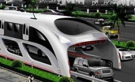 The future bus|Fremtidens buss