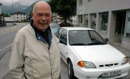 Happy news Friday - 98 year old buys car Gladnyhetsfredag - 98 åring kjøper seg bil
