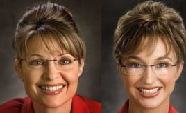 Pia and Palin|Pia og Palin