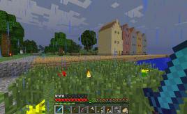 Minecraft Bryggen|Minecraft Bryggen