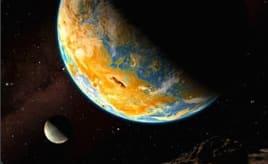 Life on or near Gliese 581 g?|Har vi kontakt med andre planeter?