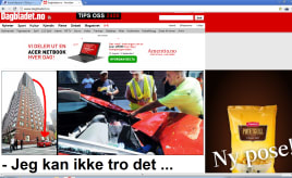 Newspaper fail|Men Dagbladet da!