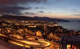 View from Mon Plaisir|Utsikt fra Mon Plaisir