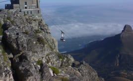 Skywatch Friday - Missing Table Mountain|Skywatch Fredag - Tenker tilbake på Table Mountain