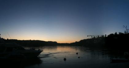A freezing day|En iskald dag