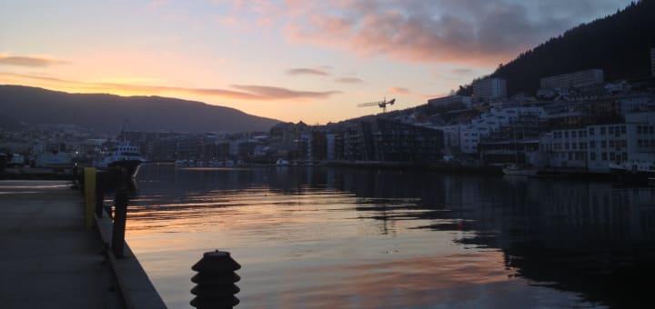 marineholmen sunrise