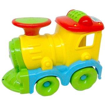 Tren Locomotora Juego Didactico Para Bebe 710 Calesita