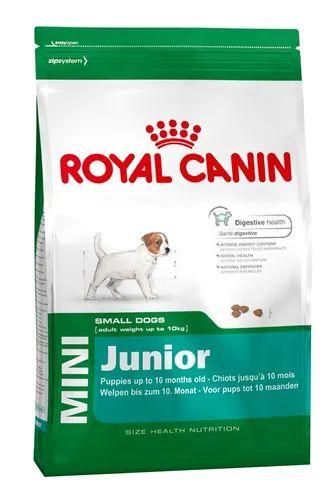 Alimento Royal Canin Size Health Nutrition Mini Junior para perro cachorro de raza pequeña sabor mix en bolsa de 3kg