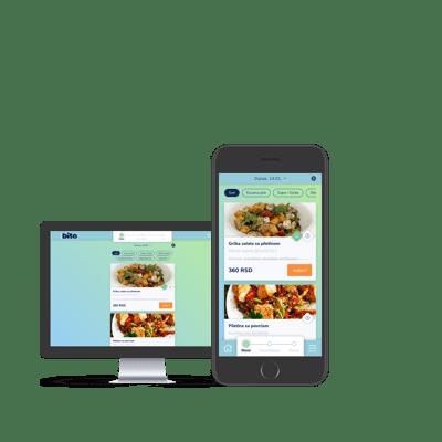 Office Bite je veb-aplikacija dostupna sa bilo kog uređaja u svakom trenutku.