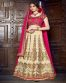Delicate Banglori Silk Pink Wedding Lehenga Choli