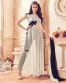Mesmerizing Party Wear Straight Cut Style Suit With Side Slits