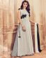 Alluring Party Wear Straight Cut Style Suit With Side Slits
