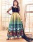 Enamoring Party Wear Anarkali Style Gown