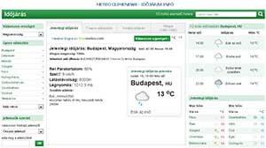 METEO CLIMENEWS - IDŐJÁRÁS INFÓ | Your Offset - Klikkelj a képre!