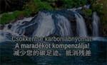 ZeroCO2 Weboldal karbonkiegyenlítés Életvitel karbonkiegyenlítés   Your Offset - Klikkelj a képre!