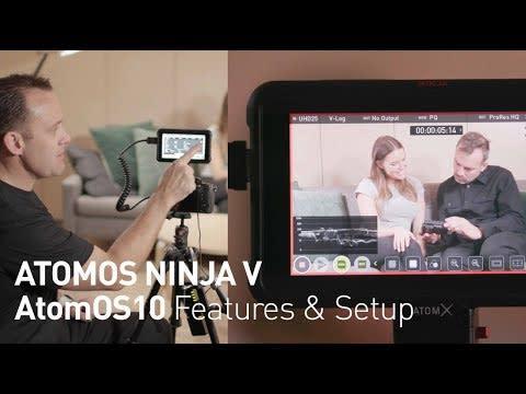 AtomOS 10 Features