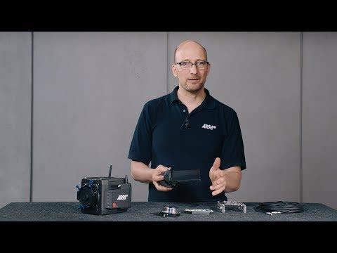 Alexa Mini LF Features