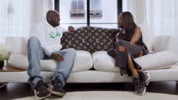 Naomi Campbell Meets Virgil Abloh