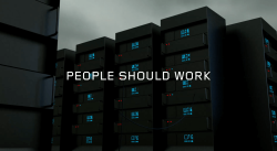 People should work