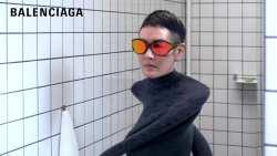 Balenciaga Spring 19 Eyewear Campaign