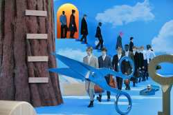 Louis Vuitton Mens Fall Winter 2020 Fashion Show